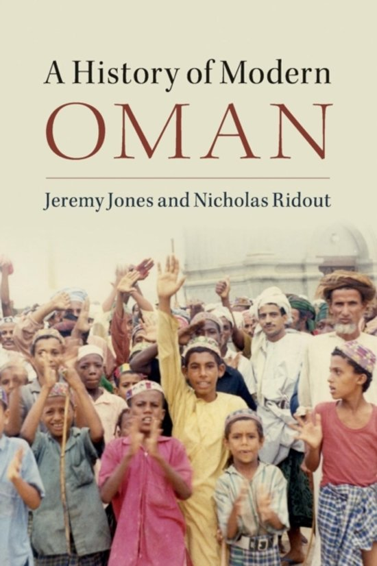 A History of Modern Oman cover