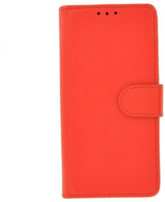 Type De Livre En Cuir Rouge Luxe Cas Pour Samsung Galaxy J3 (2017) mC3Arz3F8H