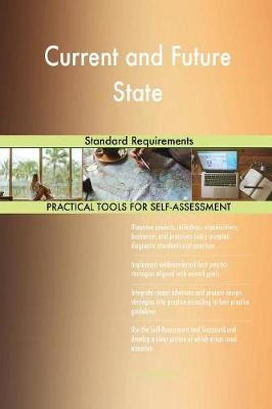 Current and Future State Standard Requirements