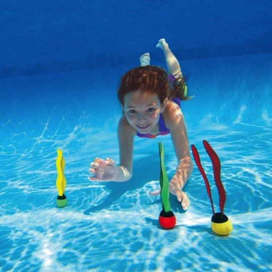 Intex Onderwater Funballen - duikstaaf - duikstaafjes
