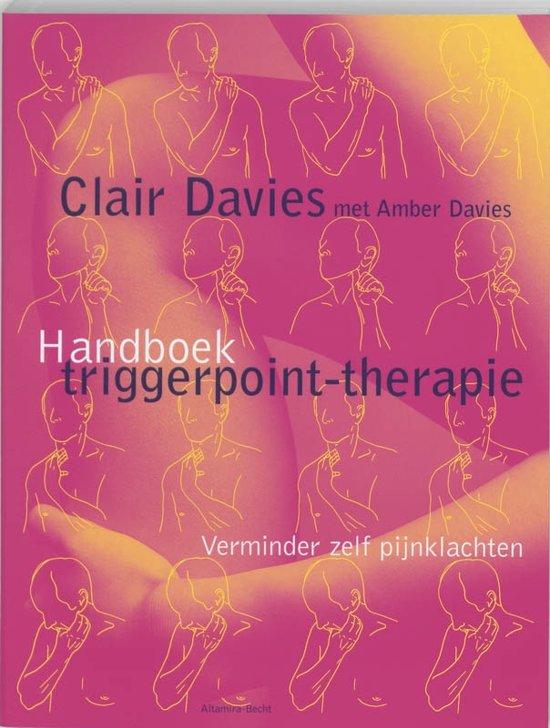 Afbeelding van Handboek triggerpoint-therapie
