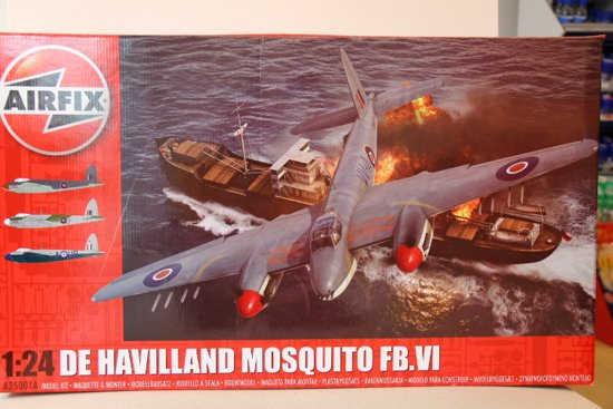 Mosquito Fbv1 (12/15)* (5001A)