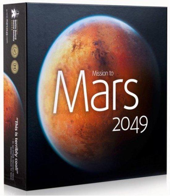 Mission to Mars 2049 - Strategisch Bordspel