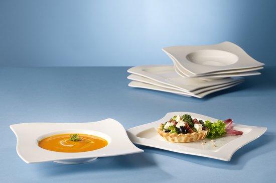 Villeroy & Boch NewWave Dinner Serviesset 8-delig