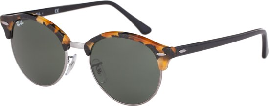 Ray-Ban RB4246 1157 Clubround zonnebril - 51 mm