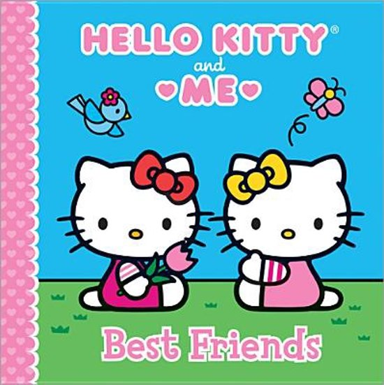 Boek cover Hello Kitty and Me van Jacqueline A Ball (Hardcover)