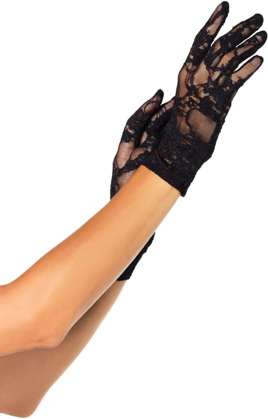 Wrist Length Stretch Gloves
