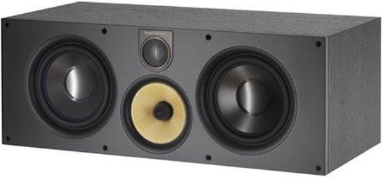 Bowers & Wilkins HTM61 S2 Zwart luidspreker