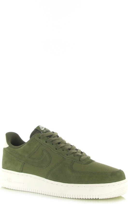 nike air force heren olijf groen