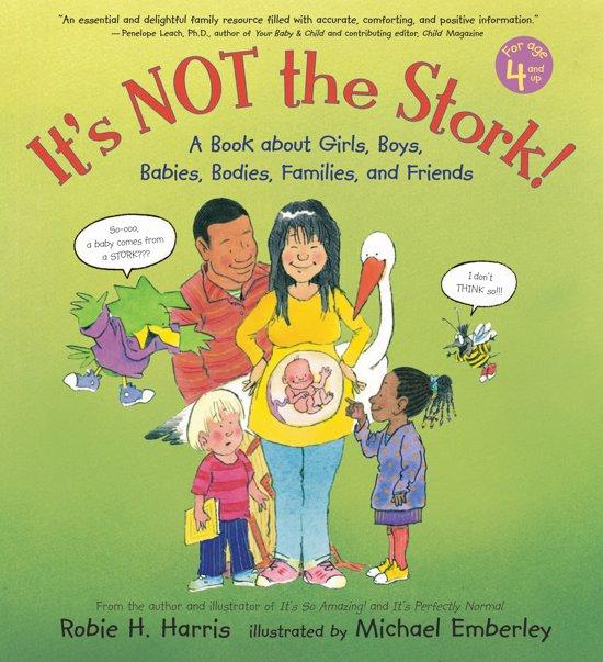 Afbeelding van Its Not the Stork!