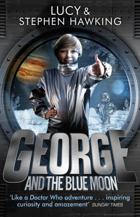 Boek cover George and the Blue Moon van Stephen Hawking (Paperback)