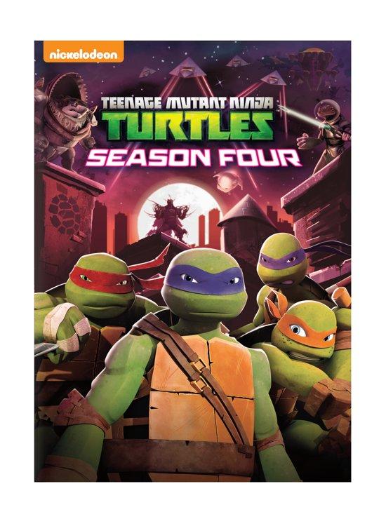 Teenage Mutant Ninja Turtles - Seizoen 4 Volume 4