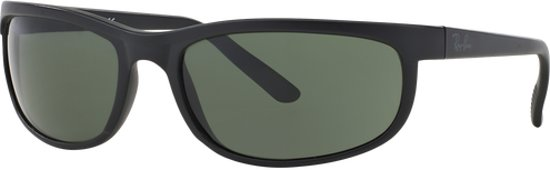 9b7686efa1161d Ray-Ban RB2027 W1847 - zonnebril - Predator 2 - Black Green - 62mm