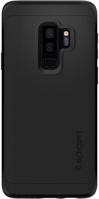 san francisco 2afa8 e5160 Spigen Galaxy S9+ Case Thin Fit 360 Blac