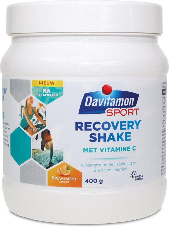 shakes voor sporten