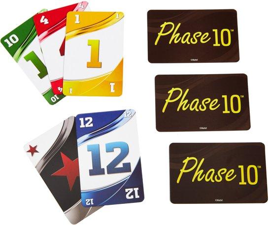 Phase 10 - Kaartspel