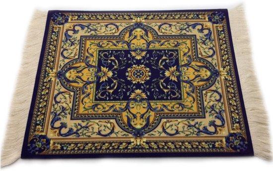 Perzisch Tapijt Tweedehands : Bol perzisch tapijt muismat design pazyryc
