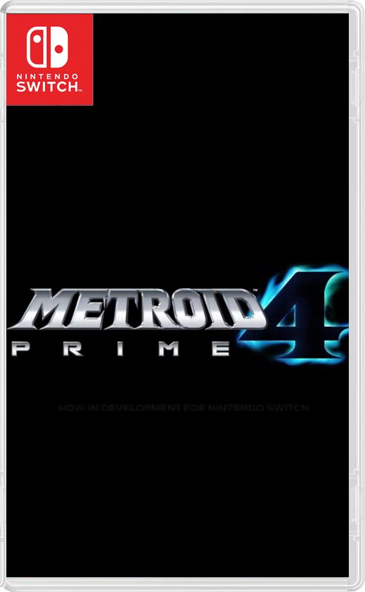Metroid Prime 4 - Switch