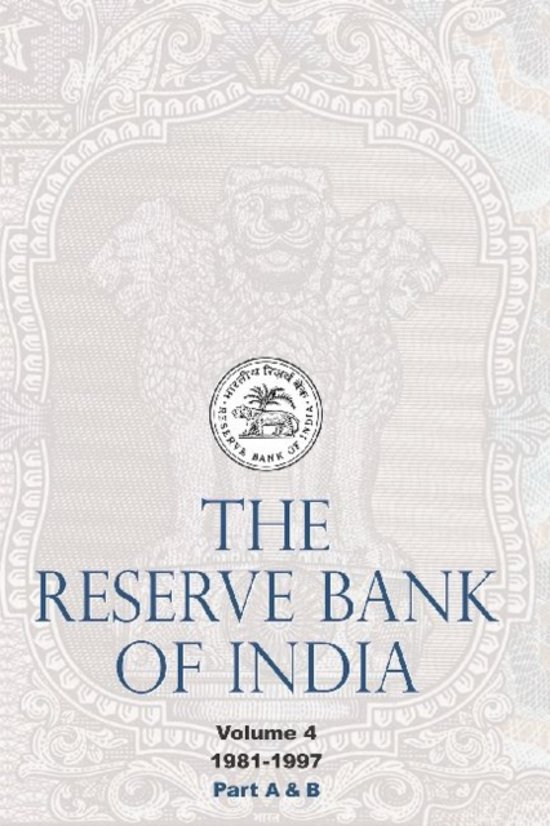 reserve bank of india essay The reason of inferior collision of recession in india was the rapid adoption of corrective measures through the reserve bank of india the rbi secures the indians from wastefulness by changing the interest rates, wherever necessary, in time.