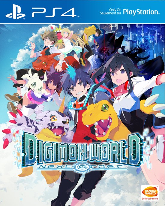 Digimon World : New Order