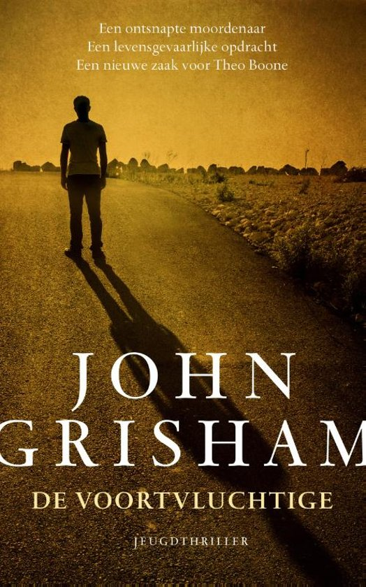 Kid Lawyer - De voortvluchtige - John Grisham
