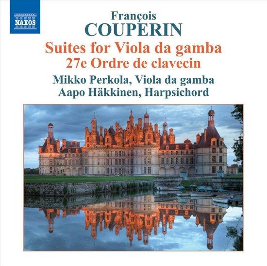 Couperin: Suites F. Viola Da Gamba