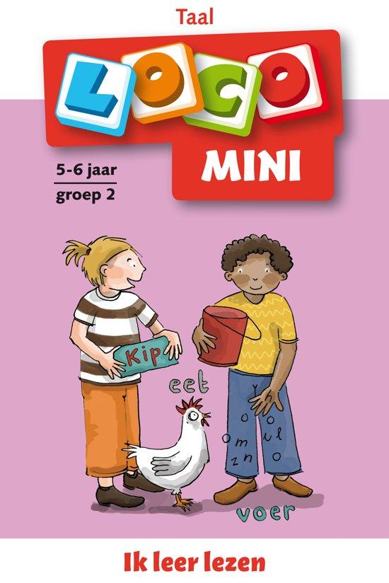 Loco Mini / Ik leer lezen