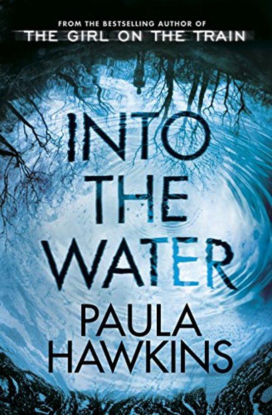 Boek cover Into the water van Paula Hawkins (Paperback)