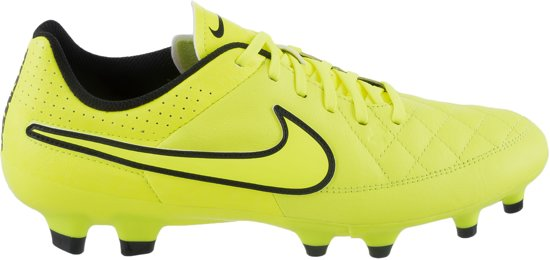 huge selection of 455ab f2f6c Nike Tiempo Genio Leather FG - Voetbalschoenen - Mannen - Maat 39 - Geel