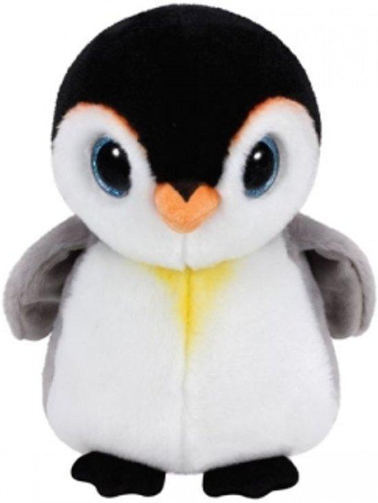 45626cbe24e Ty Beanie Boo Classic Pongo pinguïn knuffel 33 cm