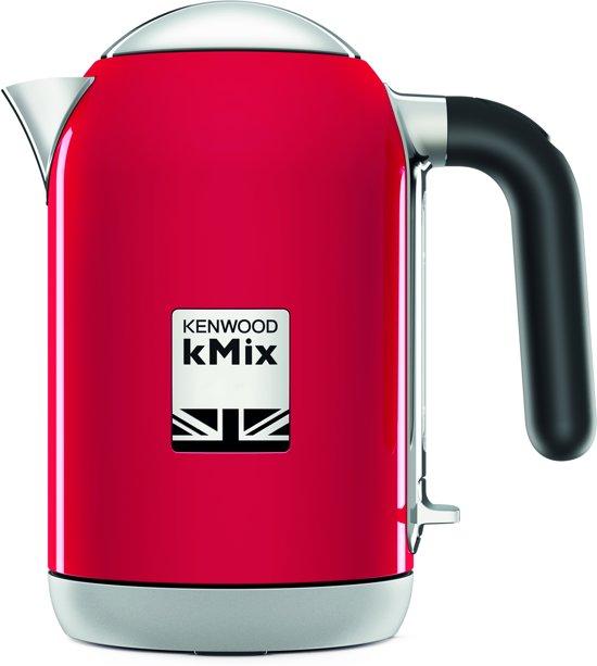 Kenwood kMix ZJX650RD- Waterkoker - Rood