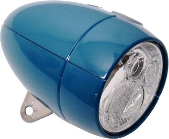 Axa Vintage LED - Koplamp - Blauw