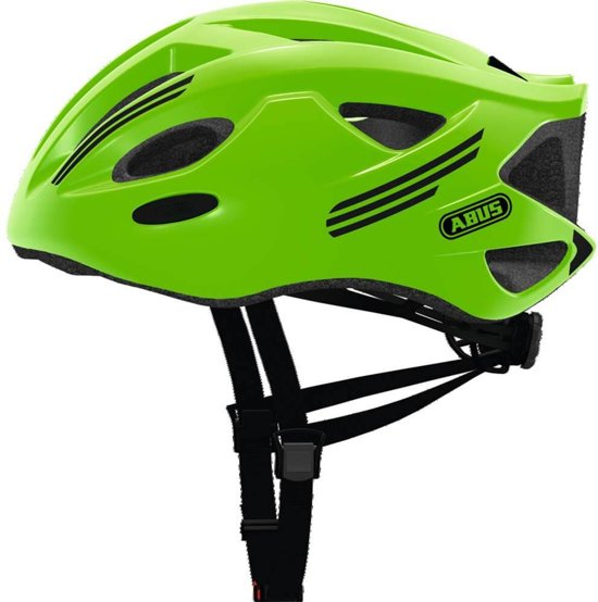 Helm ABUS S-Cension neon green M 72535