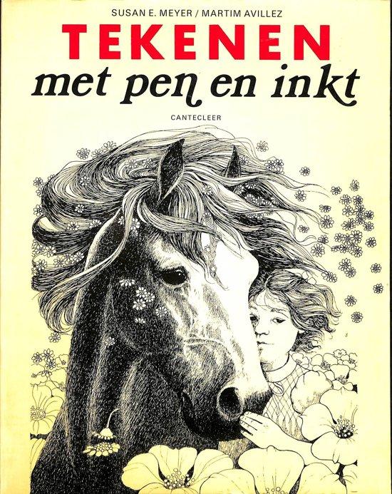 Fabulous bol.com | Tekenen met pen en inkt, Susan E. Meyer | 9789021303703  KQ48