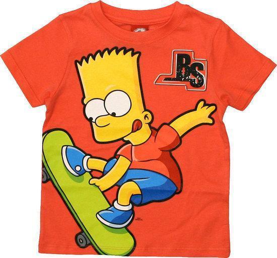 Simpsons Jongens T-shirt