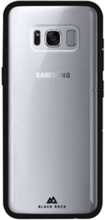 """Black Rock Cover """"Nano Hands Free"""" voor Samsung Galaxy S8, Zwart"""