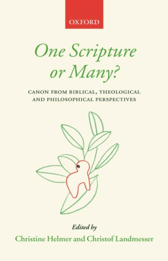 One Scripture or Many?