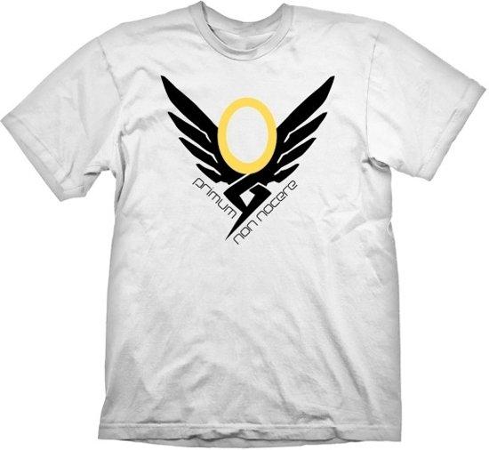 Overwatch T-Shirt Mercy (Maat M)