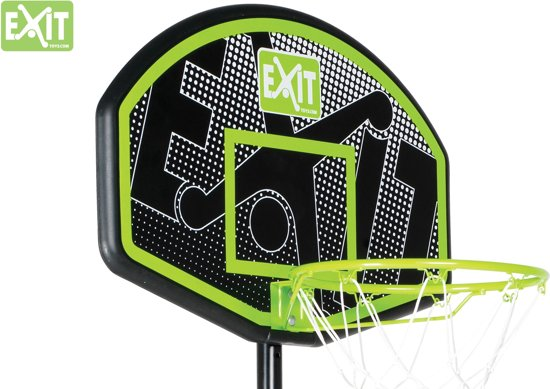 EXIT Hoopy Junior Verplaatsbare Basketbalring