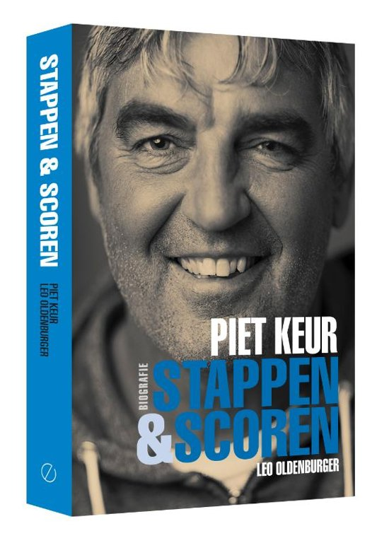 Boek cover Piet Keur van Leo Oldenburger (Paperback)