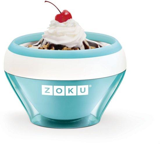 Zoku Ice Cream IJsmaker - Turquoise