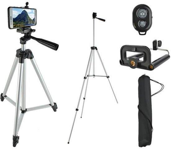 Lichtgewicht Statief voor Foto- en Videocamera