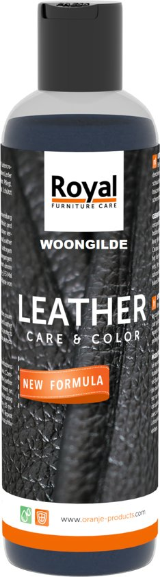 Leather care & color Creme