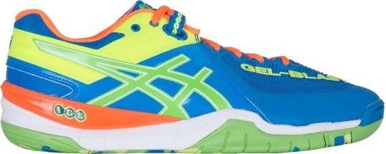 grand choix de fb966 3a6dc Asics Gel Blast 6 Sportschoenen - Maat 44.5 - Mannen - blauw/groen/oranje