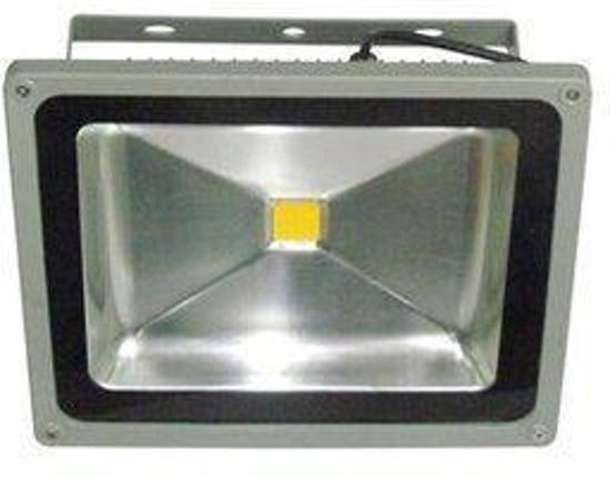 Lumenx Bouwlamp Led bouwlamp/schijnwerper 50W warm wit