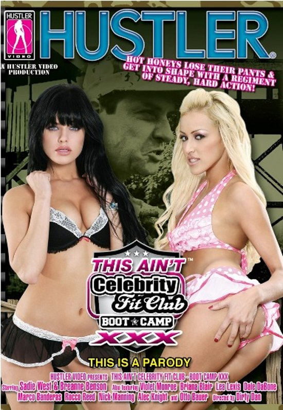 This Ain'T Celebrity Fit Club Boot Camp Xxx