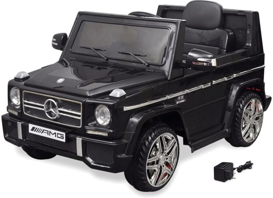 Bol Com Vidaxl Elektrische Auto Mercedes Benz G65 Suv 2 Motoren