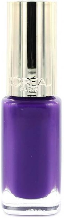 L'Oréal Paris Color Riche Le Vernis - 829 Atomic Purple - Nagellak