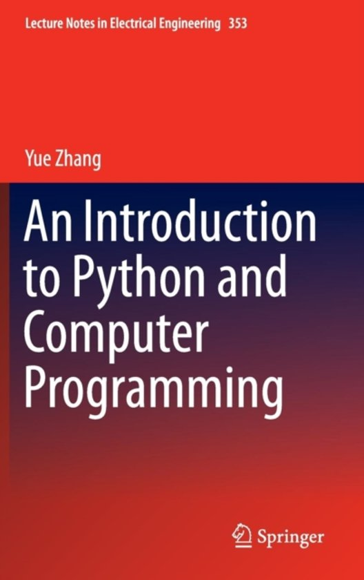 Bol An Introduction To Python And Computer Programming
