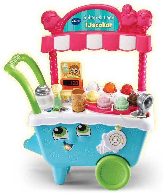 Afbeelding van VTech Preschool Schep & Leer IJscocar - Ijsjes Speelset speelgoed